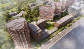 На «Даниловской мануфактуре» построят высотный бизнес-центр