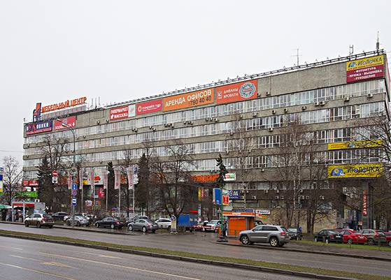 Аренда офисных помещений Барыковский переулок