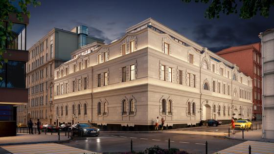 <p>Depre: в Москве появится клубный дом по проекту архитектора ЦУМа</p>