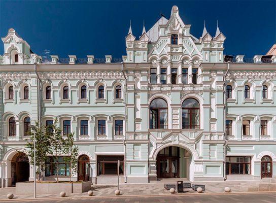 <p>Пассаж XIX века на Кузнецком Мосту переделают в элитный клубный дом</p>