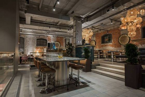 <p>На &laquo;Красной Розе&raquo; откроют рыбный ресторан</p>