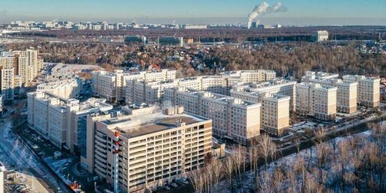 <p>Названы крупнейшие застройщики жилой и коммерческой недвижимости в Москве</p>
