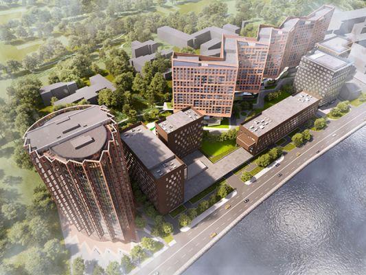<p>На «Даниловской мануфактуре» построят высотный бизнес-центр</p>