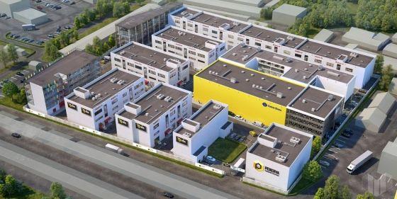 <p>Девелопер элитного жилья построит первый в Москве модульный технопарк</p>