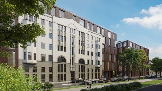 <p><strong>Комплекс апартаментов RozaRossa построит компания «Моспромстрой»</strong></p>