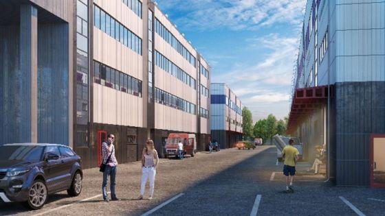 <p>KR Properties построит технопарк в формате light industrial</p>
