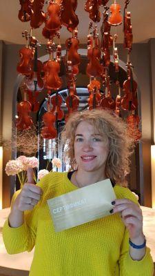 <p>KR Properties подарила путешествие в Амстердам</p>