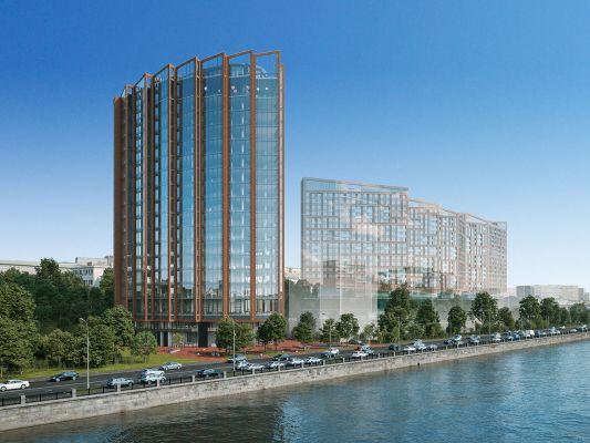 <p>Новый деловой район может появиться на юге Москвы к 2022 году</p>