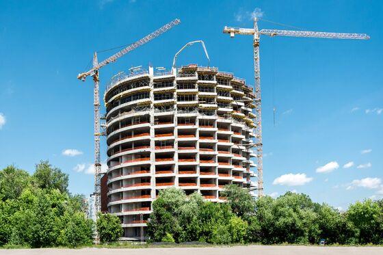 <p>3 этажа до повышения цены на DM Tower</p>