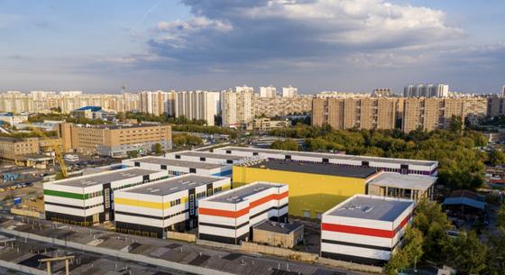 <p>Вторая очередь городского технопарка Pererva готова на 60%</p>