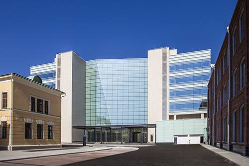 <p>KR Properties открывает ультрасовременный бизнес-центр в центре Москвы</p>